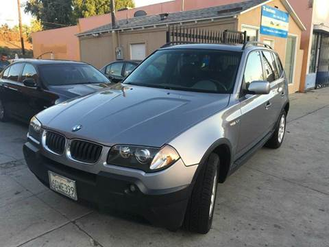 2004 BMW X3 for sale in North Hollywood, CA