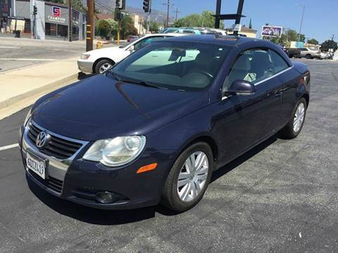 2008 Volkswagen Eos for sale in Tujunga, CA