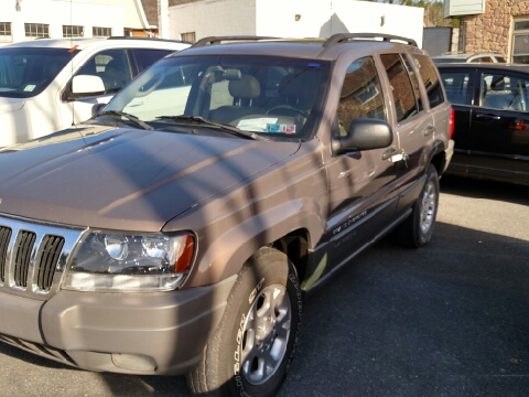2002 Jeep Grand Cherokee for sale in Bethlehem, PA