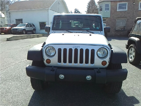 2010 Jeep Wrangler Unlimited for sale in Bethlehem, PA