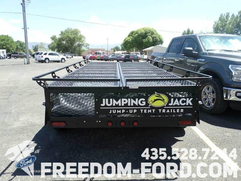 2017 Jumping Jack 6x12 6x12 Utility Trailer In Gunnison Ut