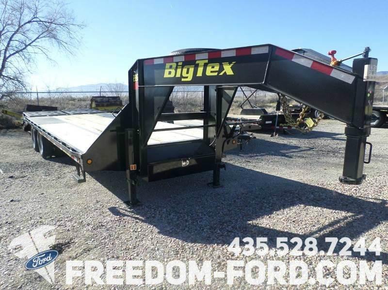 2018 Big Tex 22GN-20BK