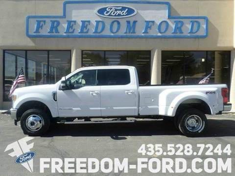 2017 Ford F-350 Super Duty for sale in Gunnison, UT