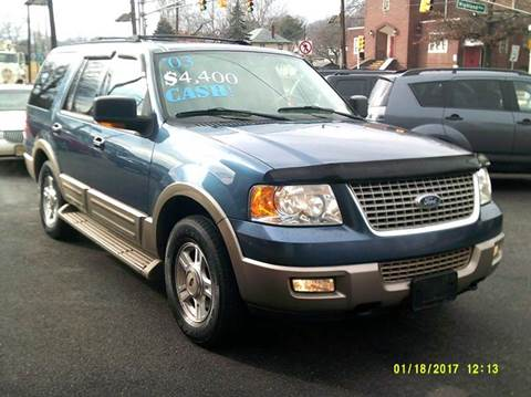 2003 Ford Expedition for sale in Westville, NJ