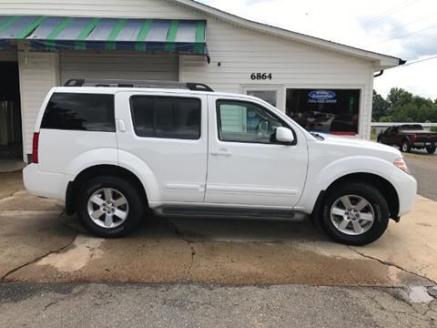 2012 Nissan Pathfinder for sale in Maiden, NC