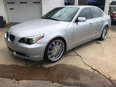 2007 BMW 5 Series for sale in Maiden, NC