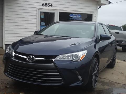 2015 Toyota Camry for sale in Maiden, NC