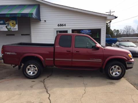 2002 Toyota Tundra for sale in Maiden, NC