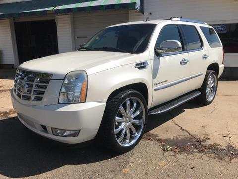 2007 cadillac escalade for sale in north carolina. Black Bedroom Furniture Sets. Home Design Ideas