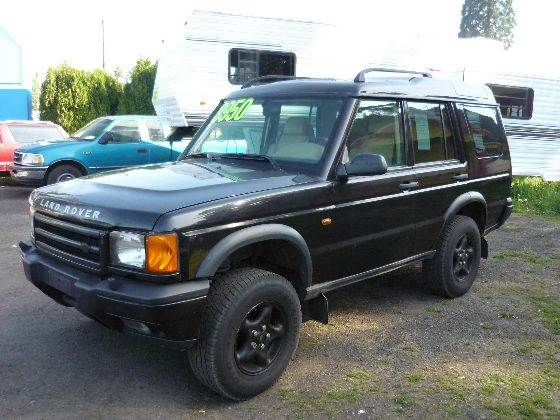 Used 1999 land rover discovery series ii for sale for Ebay motors financing bad credit