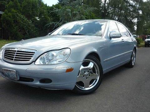 2000 mercedes benz s class for sale west palm beach fl for Mercedes benz vancouver wa