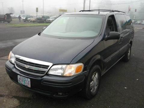 2001 Chevrolet Venture for sale in Vancouver, WA