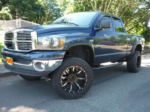 2007 Dodge Ram Pickup 1500 for sale in Vancouver, WA