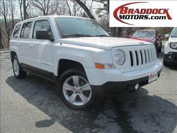 2012 Jeep Patriot for sale in Braddock Heights, MD