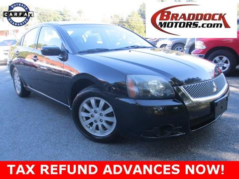 2011 Mitsubishi Galant for sale in Braddock Heights, MD