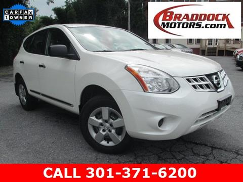2012 Nissan Rogue for sale in Braddock Heights, MD