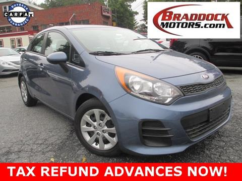 2016 Kia Rio5 for sale in Braddock Heights, MD