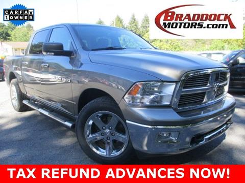 2011 RAM Ram Pickup 1500 for sale in Braddock Heights, MD