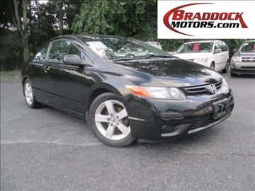 2008 Honda Civic for sale in Braddock Heights, MD