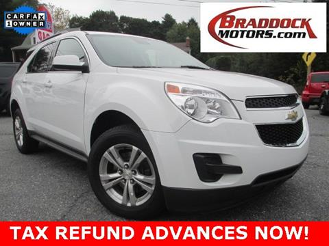 2015 Chevrolet Equinox for sale in Braddock Heights, MD