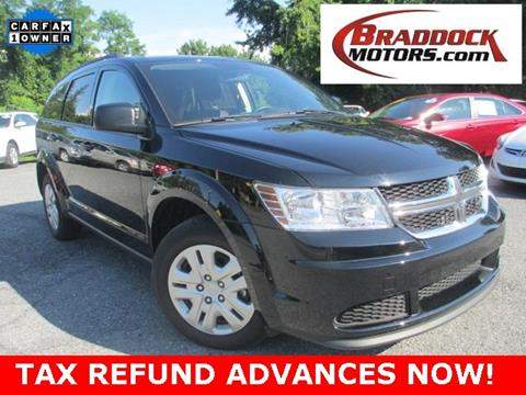 2017 Dodge Journey for sale in Braddock Heights, MD