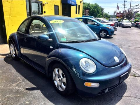 2002 Volkswagen New Beetle for sale in Warwick, RI