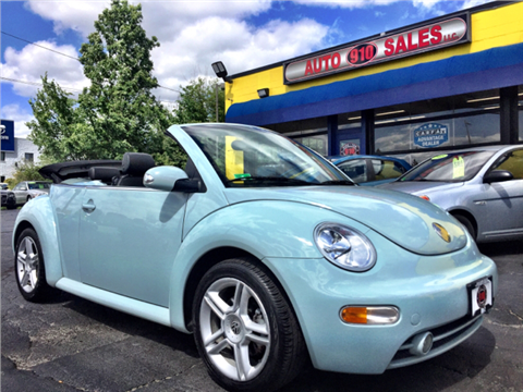 2004 Volkswagen New Beetle for sale in Warwick, RI