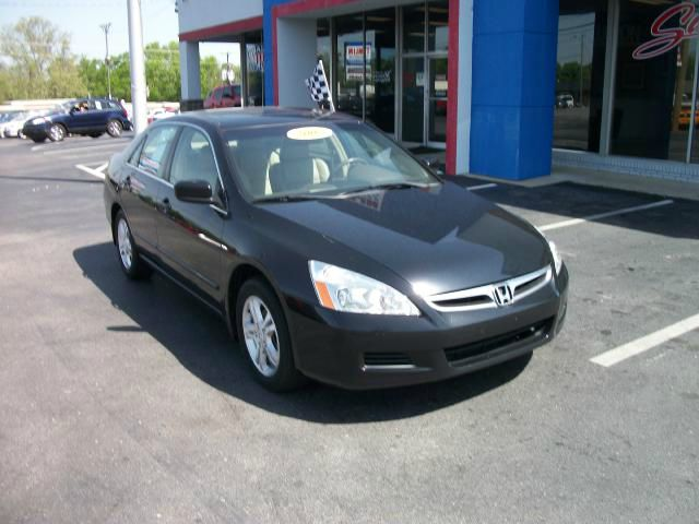 2007 Honda Accord for sale in SMYRNA TN
