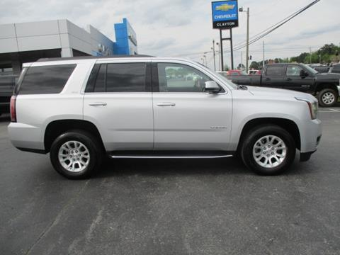 2018 GMC Yukon for sale in Arab, AL