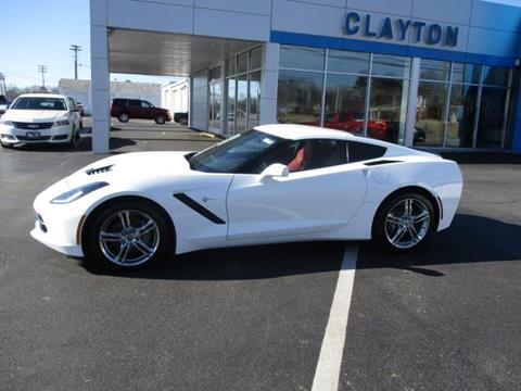 2017 Chevrolet Corvette for sale in Arab, AL