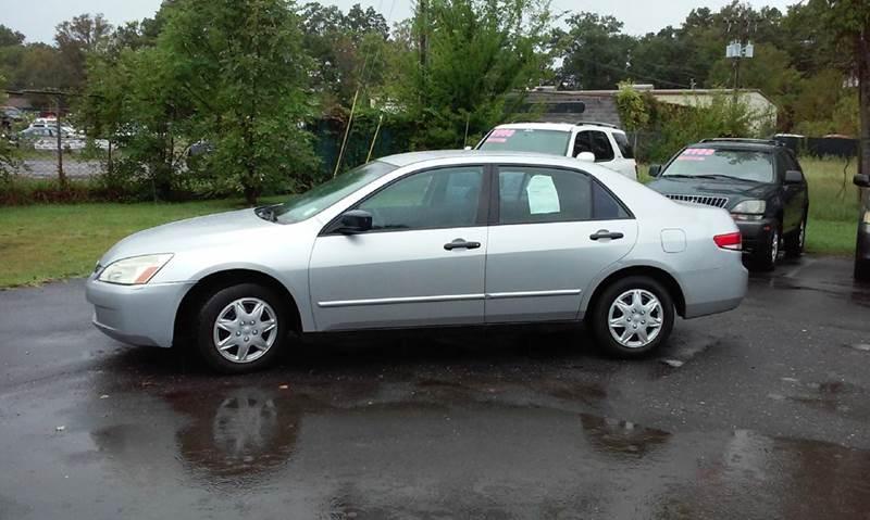 2003 Honda Accord