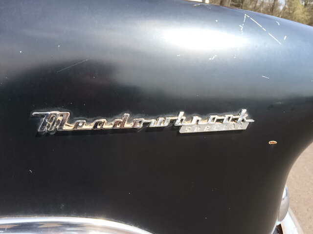 1953 Dodge Meadowbrook special - Twin Lake MI