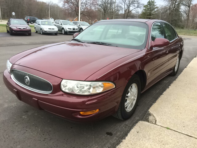 2002 Buick LeSabre Custom 4dr Sedan - Twin Lake MI