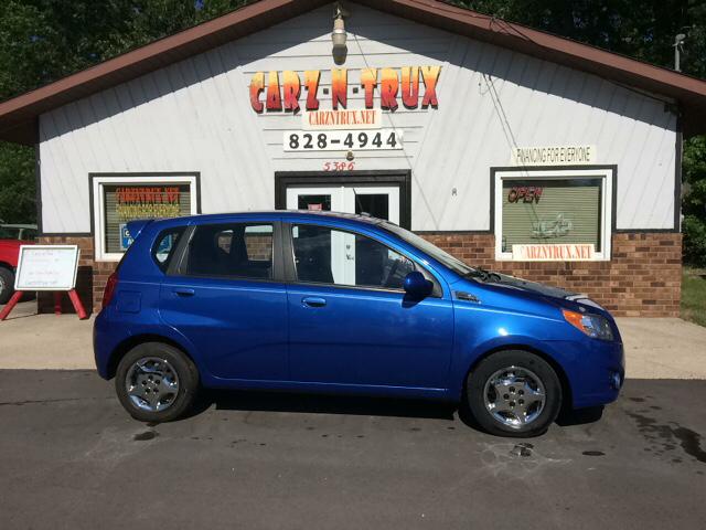 2009 Pontiac G3 Base 4dr Hatchback - Twin Lake MI