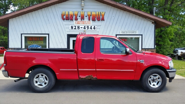 1998 Ford F-150 3dr XLT Extended Cab SB - Twin Lake MI