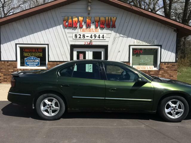 2000 Pontiac Bonneville SE 4dr Sedan - Twin Lake MI