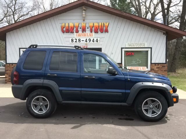 2005 Jeep Liberty Renegade 4WD 4dr SUV - Twin Lake MI