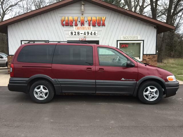 2004 Pontiac Montana MontanaVision 4dr Extended Mini Van - Twin Lake MI