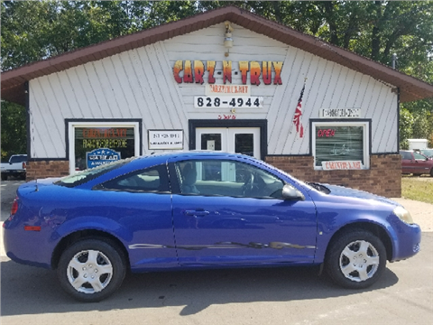 2008 Chevrolet Cobalt for sale in Twin Lake, MI
