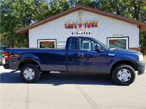 2005 Ford F-150 for sale in Twin Lake, MI