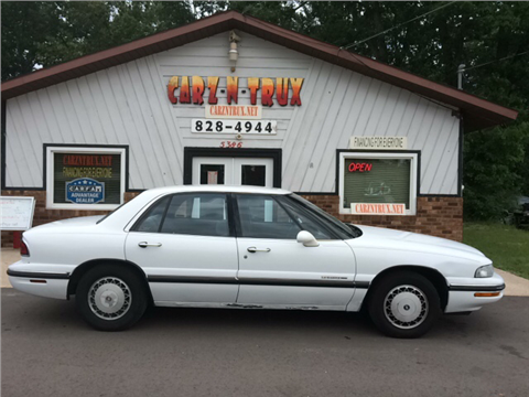 1998 Buick LeSabre for sale in Twin Lake, MI