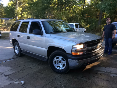 2006 Chevrolet Tahoe for sale in Twin Lake, MI