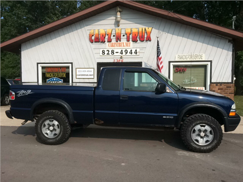 2003 Chevrolet S-10 for sale in Twin Lake, MI