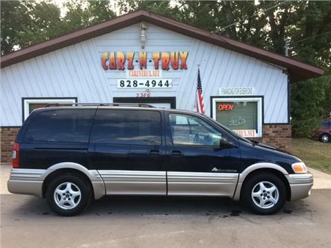 2004 Pontiac Montana for sale in Twin Lake, MI