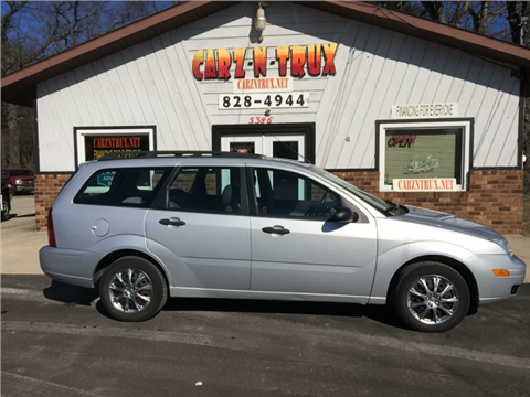 2007 Ford Focus for sale in Twin Lake, MI