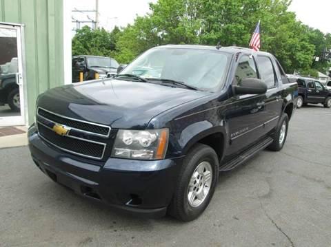 2008 Chevrolet Avalanche for sale in Manassas, VA