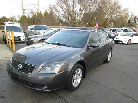 2006 Nissan Altima for sale in Manassas, VA