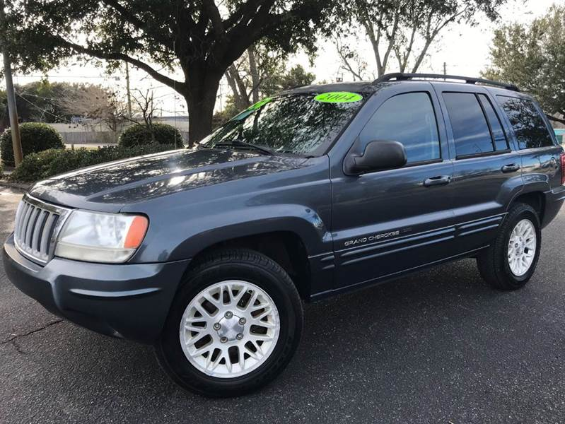 2004 Jeep Grand Cherokee For Sale in North Carolina ...