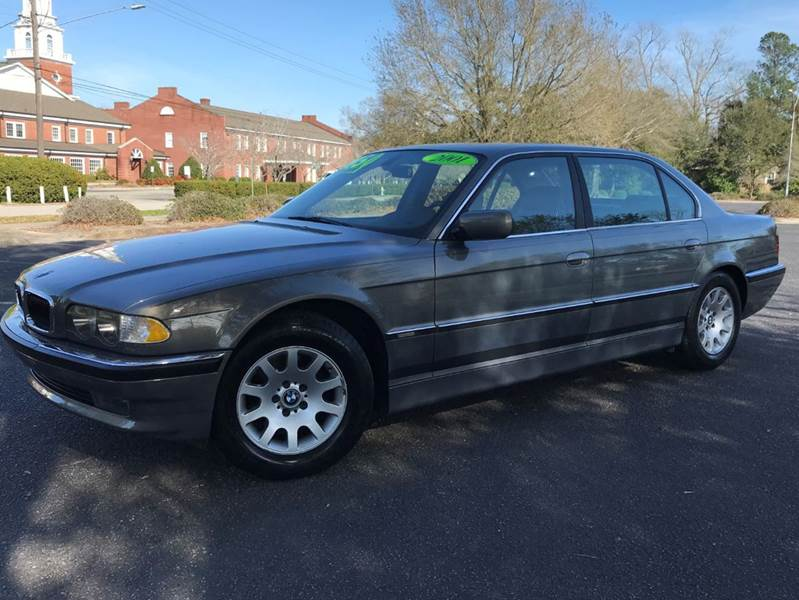 2001 bmw 7 series for sale. Black Bedroom Furniture Sets. Home Design Ideas