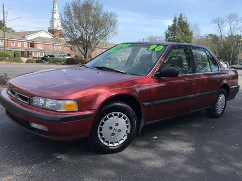 1990 Honda Accord for sale in Wilmington, NC